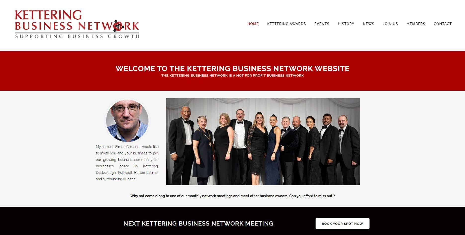 Kettering Web Design Kettering Business Network