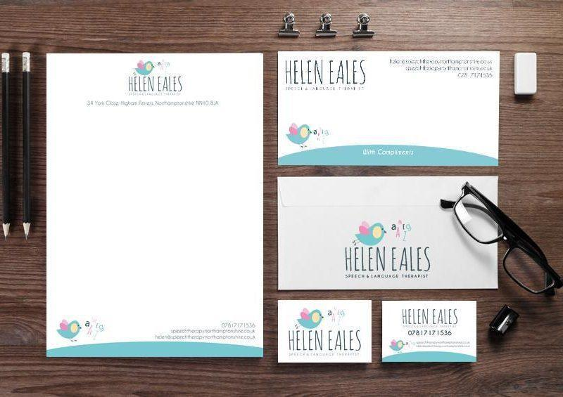 Stationery Design Helen Eales
