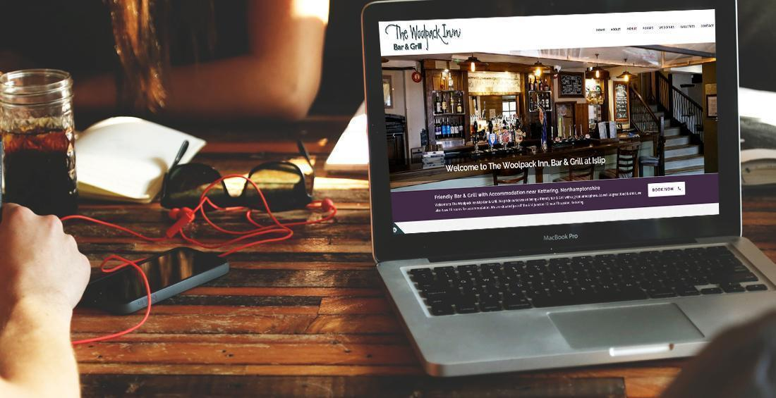 Thrapston Website Design