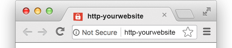 Chrome Is My Website Secure