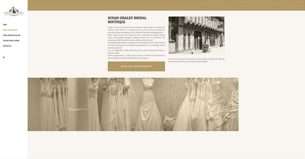 Coventry website design WGBSG