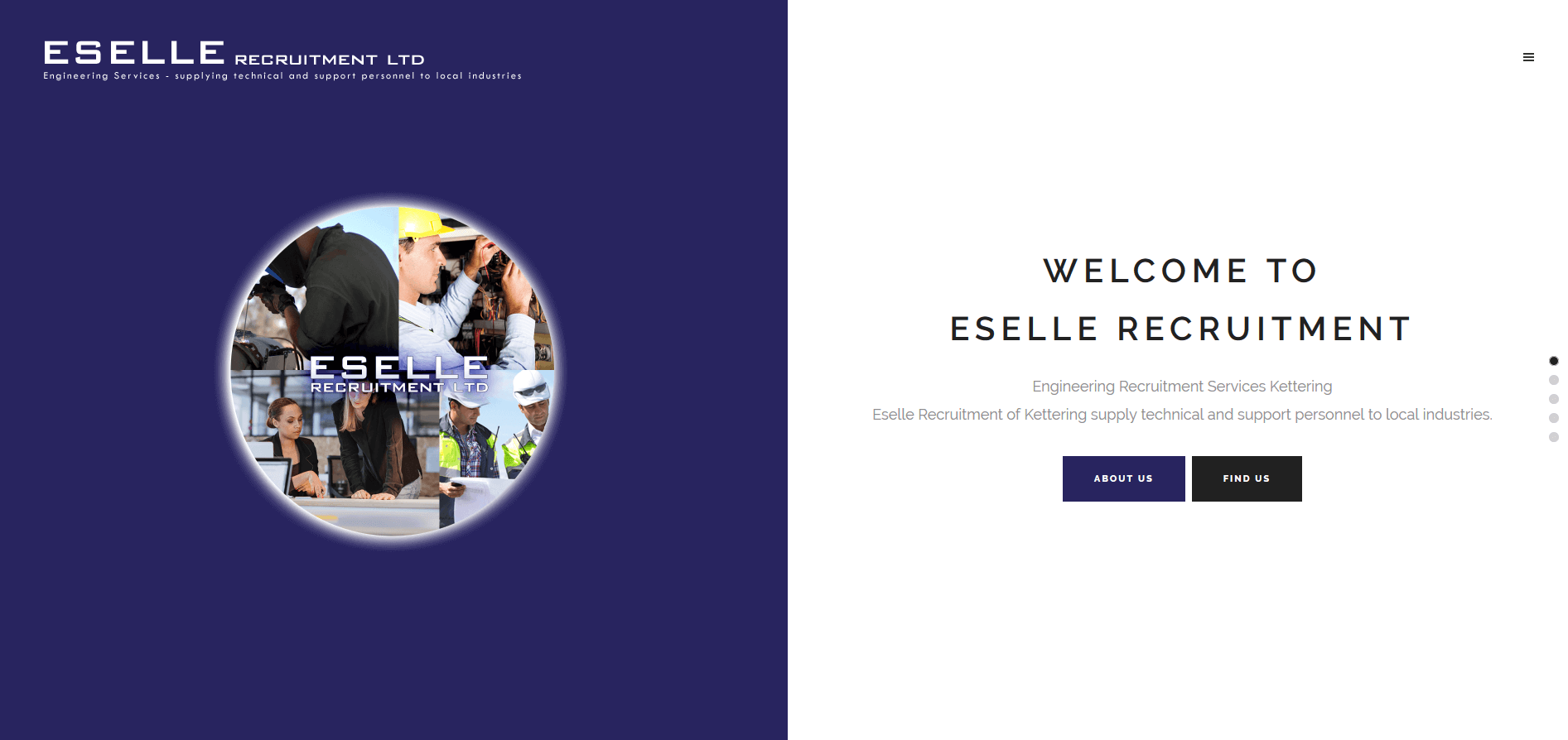 Kettering Web Designer Eselle Recruitment