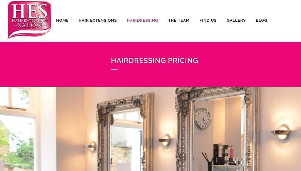 Hair Extension Salon Rothwell
