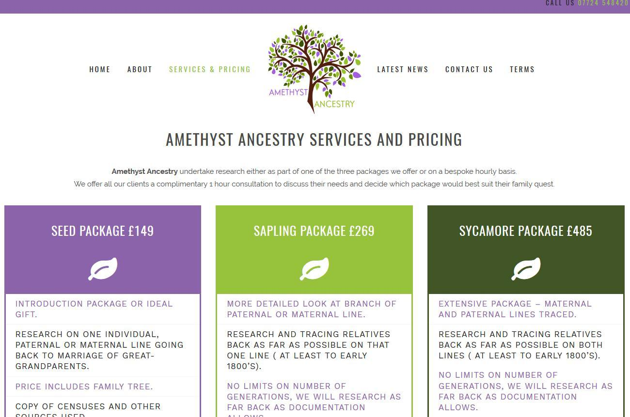 Kettering Mobile Friendly Website Design
