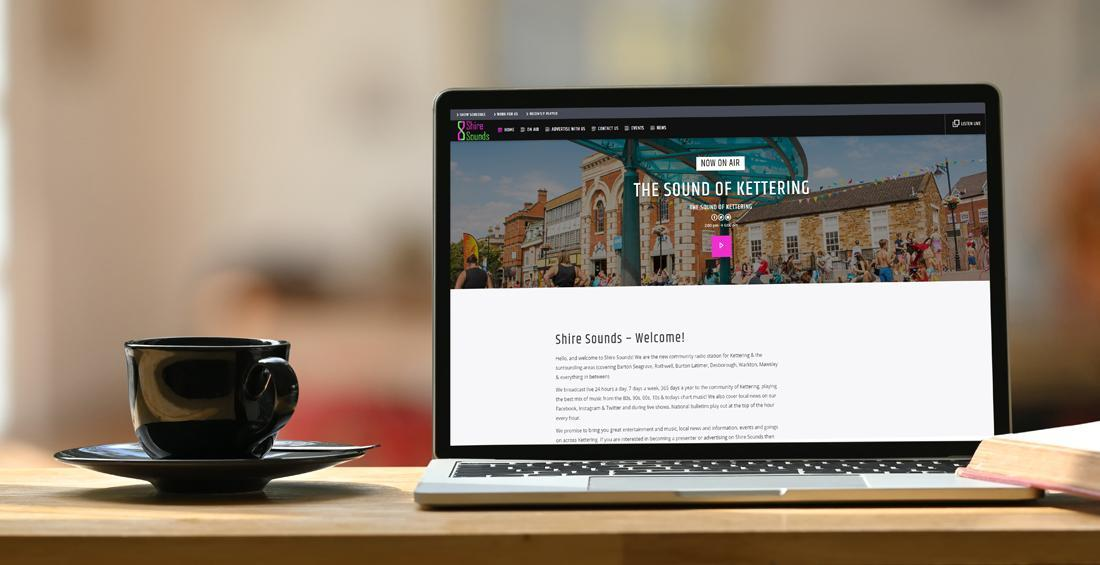 Kettering Website Design
