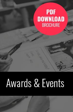 Awards and events