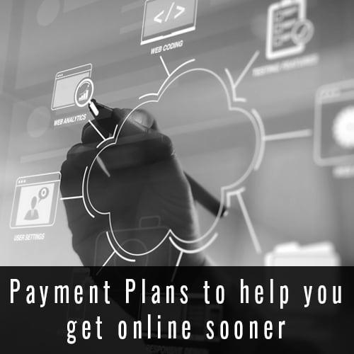 Website Design Payment Plans